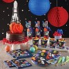 8ct Space Blast Party Hats - image 2 of 4