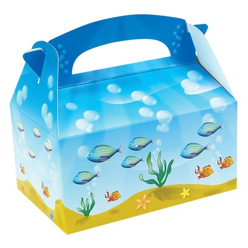 8 ct Fish Favor Boxes - image 1 of 1