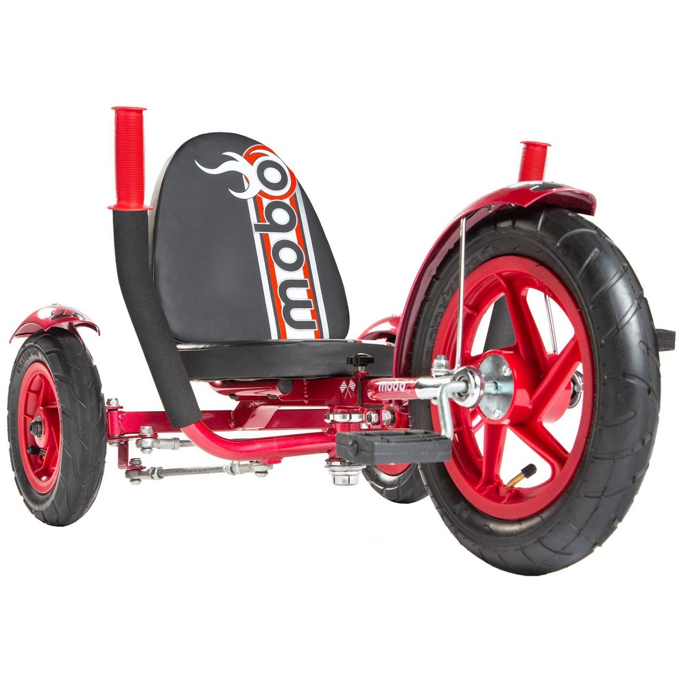 Mobo Mity Sport Three Wheeled Kids 39 Cruiser Tricycle Red
