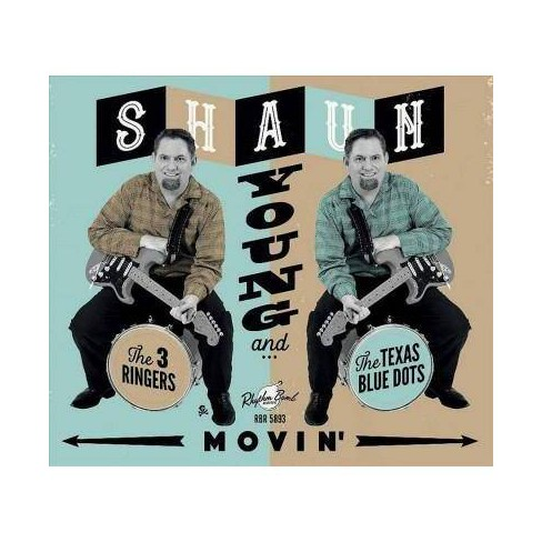 Shaun Young - Movin' (CD) - image 1 of 1