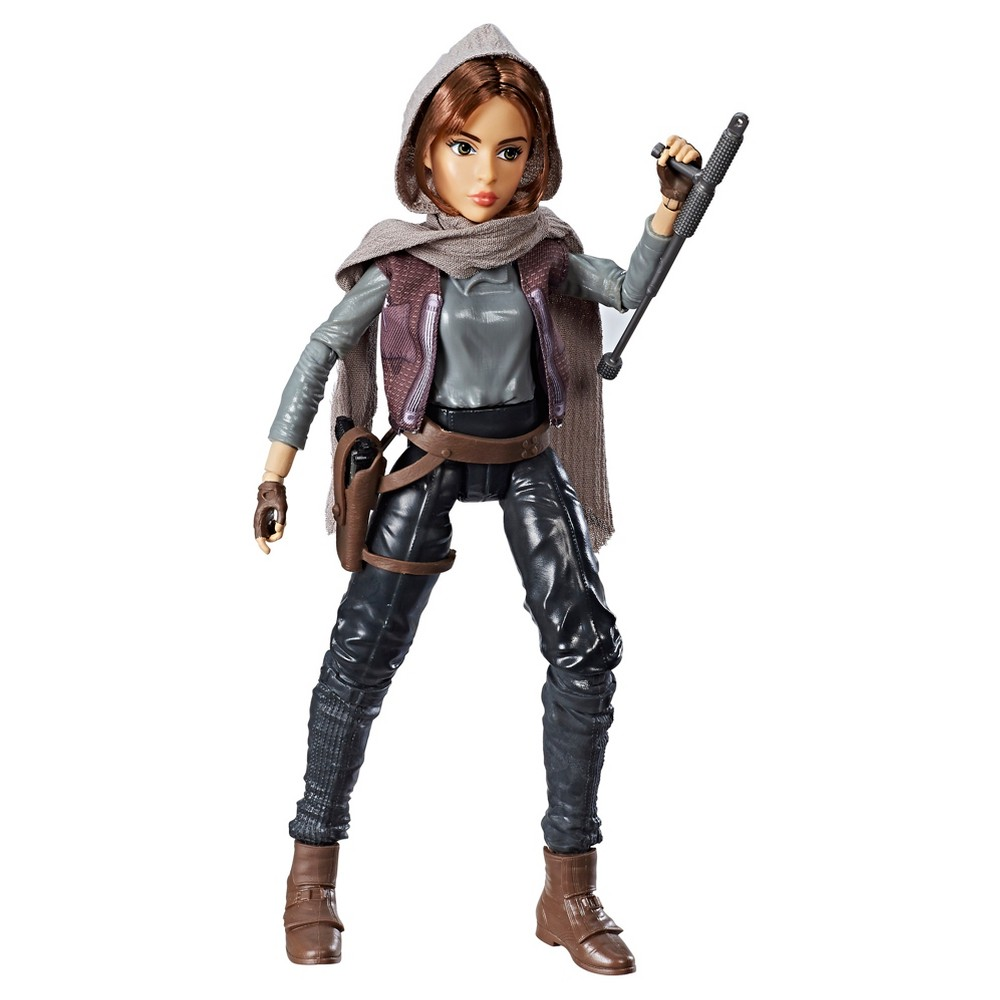 Star Wars Forces of Destiny- Jyn Erso Adventure Figure