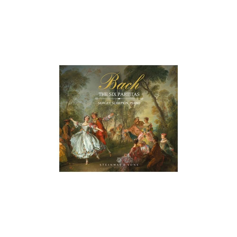 Sergey Schepkin - Bach:Six Partitas (CD)