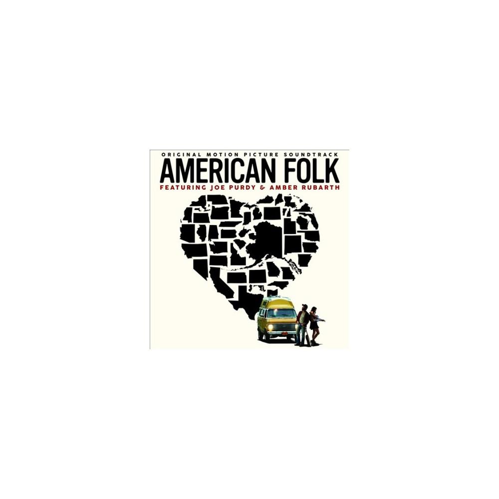 Various - American Folk (Ost) (CD)