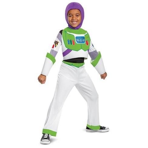 Boys' Toy Story Buzz Lightyear Glow Classic Halloween Costume - image 1 of 1