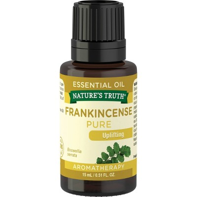 Nature's Truth Frankincense Aromatherapy Essential Oil - 0.51 fl oz