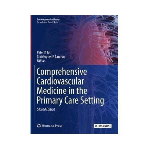 Comprehensive Cardiovascular Medicine in the Primary Care Setting - 2  (Hardcover)