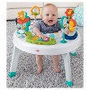 Fisher-Price 2-in-1 Sit-to-Stand Activity Center - Safari - image 2 of 4