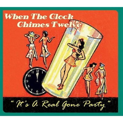 Various - When the clock chimes twelve (CD)