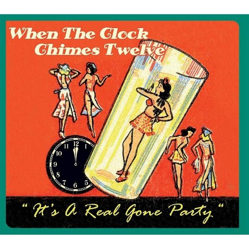 Various - When the clock chimes twelve (CD) - image 1 of 1