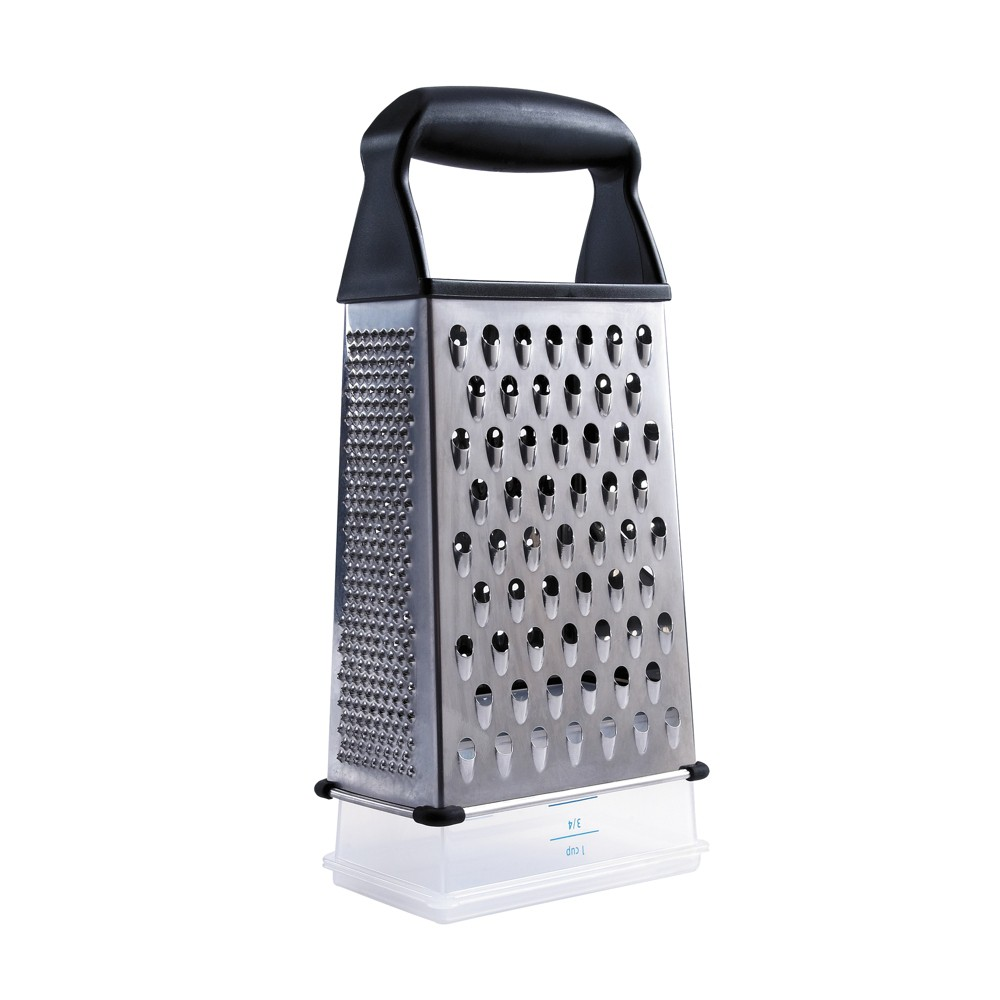 Oxo Softworks Box Grater, Black