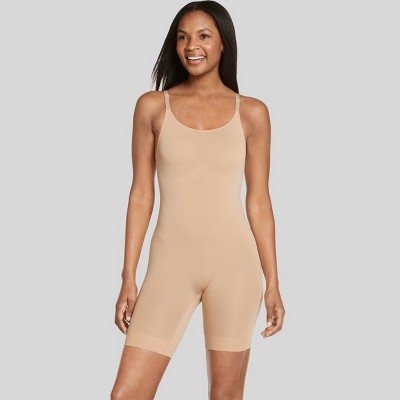 Jockey Generation™ Women's Body Concealer Long Leg Bodysuit