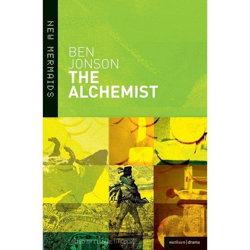The Alchemist - (New Mermaids) 2 Edition by  Ben Jonson (Paperback) - image 1 of 1
