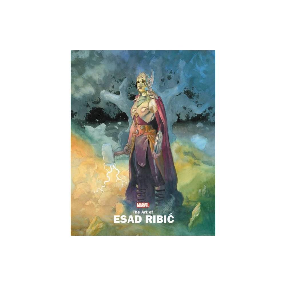Marvel Monograph The Art Of Esad Ribic Paperback