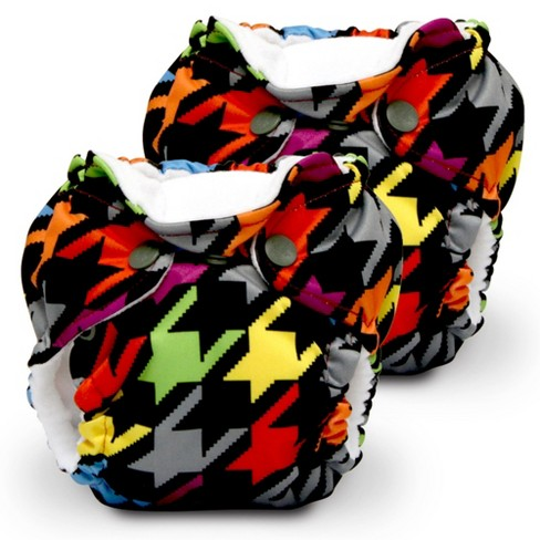 Kanga Care Lil Joey Newborn All in One Cloth Diaper (2pk) - image 1 of 2