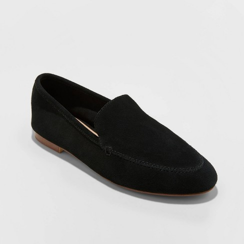 Women's Mila Genuine Deconstructed Loafers - A New Day™ - image 1 of 3