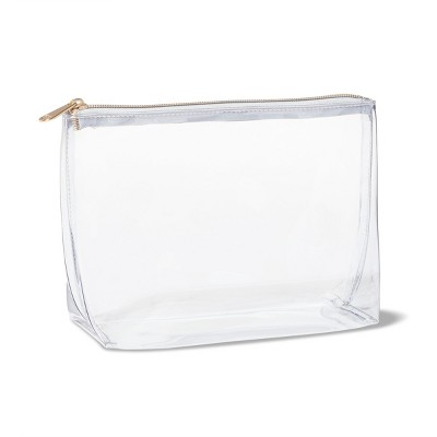 Sonia Kashuk™ Square Clutch Makeup Bag - Clear
