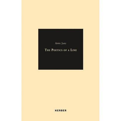 Appu Jasu: The Poetics of a Line - (Paperback) - image 1 of 1