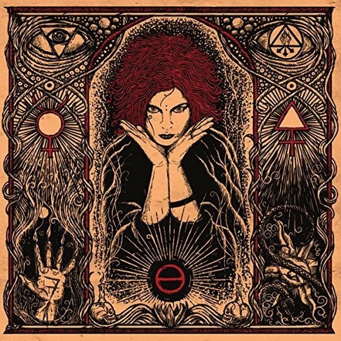 Jess And The Ancient - Jess And The Ancient Ones (CD) - image 1 of 1
