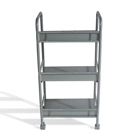 3 Tier Kitchen Cart - urb SPACE - image 1 of 6