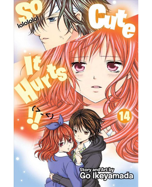 So Cute It Hurts!! 14 -  (So Cute It Hurts!!) by Go Ikeyamada (Paperback) - image 1 of 1