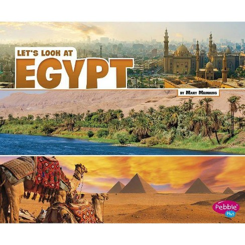 Let's Look at Egypt - (Let's Look at Countries) by  Mary Meinking (Paperback) - image 1 of 1