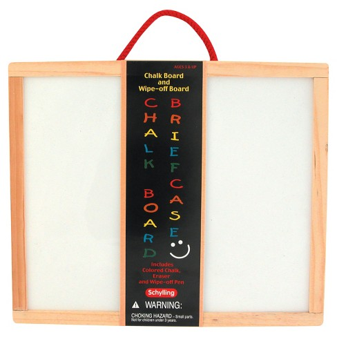 Schylling Chalk Board Brief Case - image 1 of 2