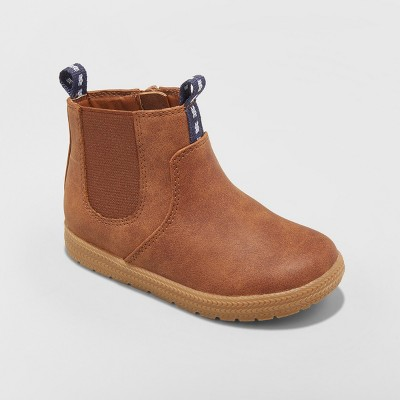 Toddler Boys' Berkley Casual Sneakers - Cat & Jack™ Brown 4