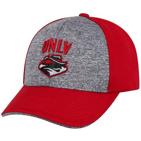 NCAA Men s UNLV Rebels Baseball Hat - Gray   Target 0385a5885b18