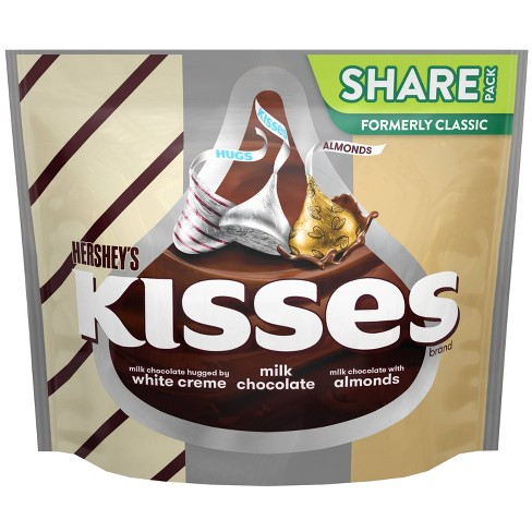 Hershey's Kisses Assortment Chocolate Candy - 10oz - image 1 of 4