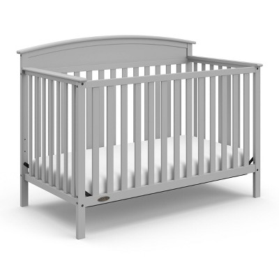Graco Benton 4-in-1 Convertible Crib - Pebble Gray