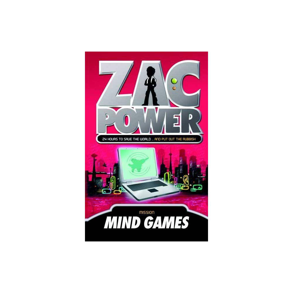 Zac Power #3: Mind Games - by H I Larry (Paperback)