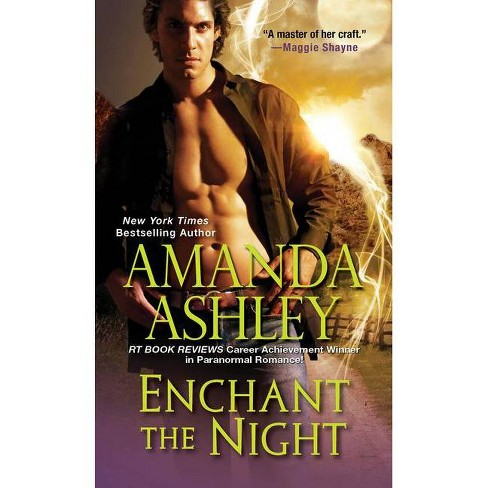 Enchant the Night - by  Amanda Ashley (Paperback) - image 1 of 1