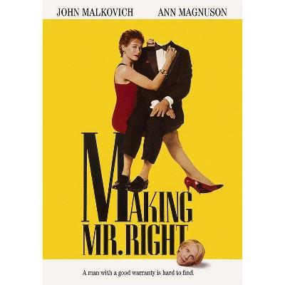 Making Mr. Right (DVD)(2015)