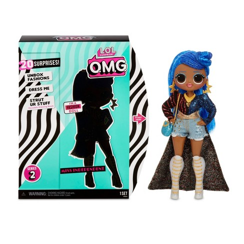 L.O.L. Surprise! O.M.G. Miss Independent Fashion Doll - image 1 of 4