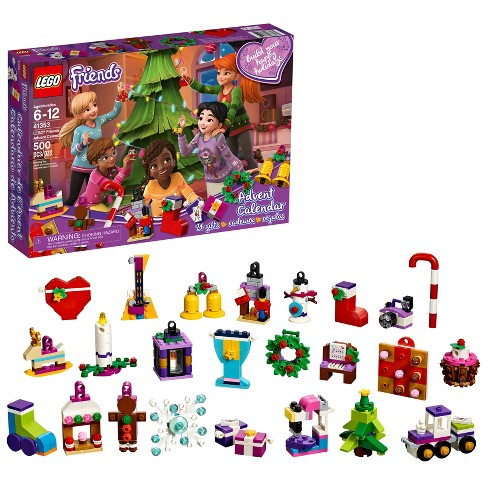 lego friends advent calendar 41353 target. Black Bedroom Furniture Sets. Home Design Ideas