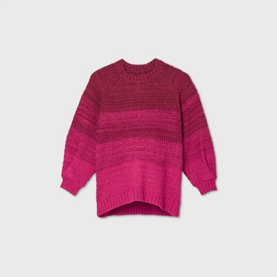 Maternity Pullover Sweater - Isabel Maternity by Ingrid & Isabel™ Red M
