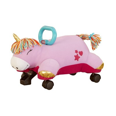 Little Tikes Unicorn Pillow Racer Ride-On