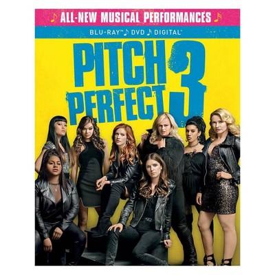 Pitch Perfect 3 (Blu-ray + DVD + Digital)