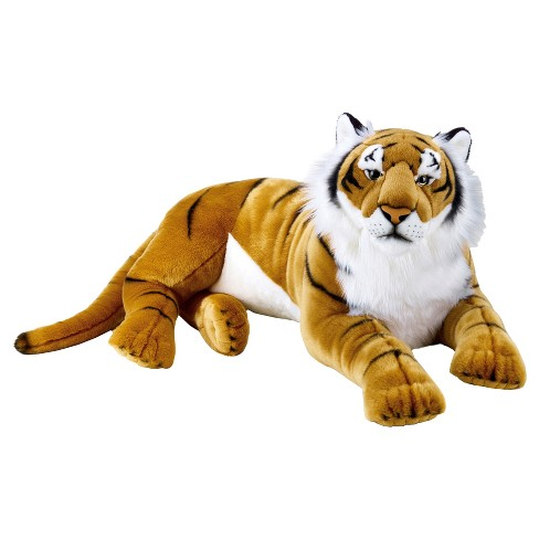 Lelly National Geographic Plush Giant Tiger Target