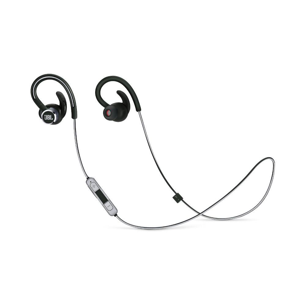 JBL Reflect Contour 2.0 Wireless Around-the-Ear Headphones - Black (JBLREFCONTOUR2BLK)