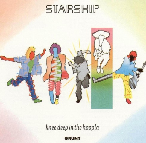 Starship - Knee deep in hoopla (CD) - image 1 of 10