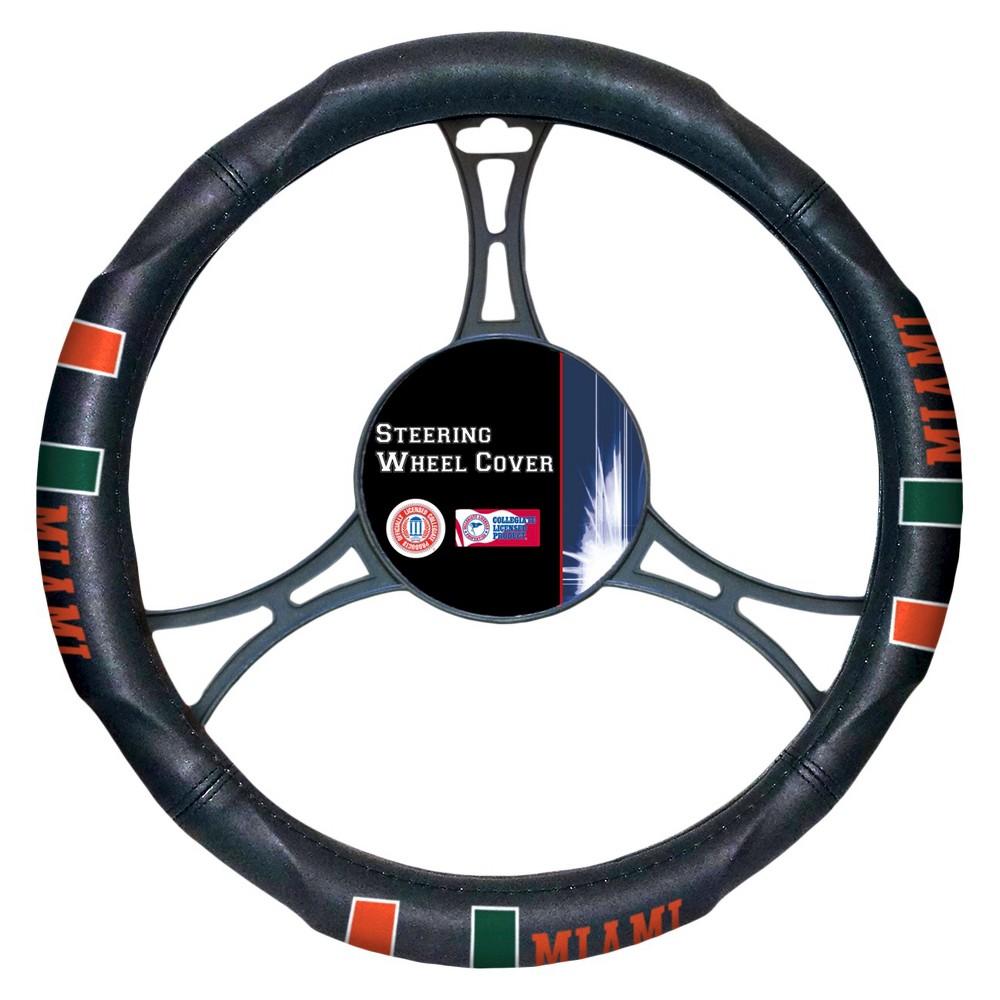 NCAAMiami University RedHawks Steering Wheel Cover, Miami University Redhawks