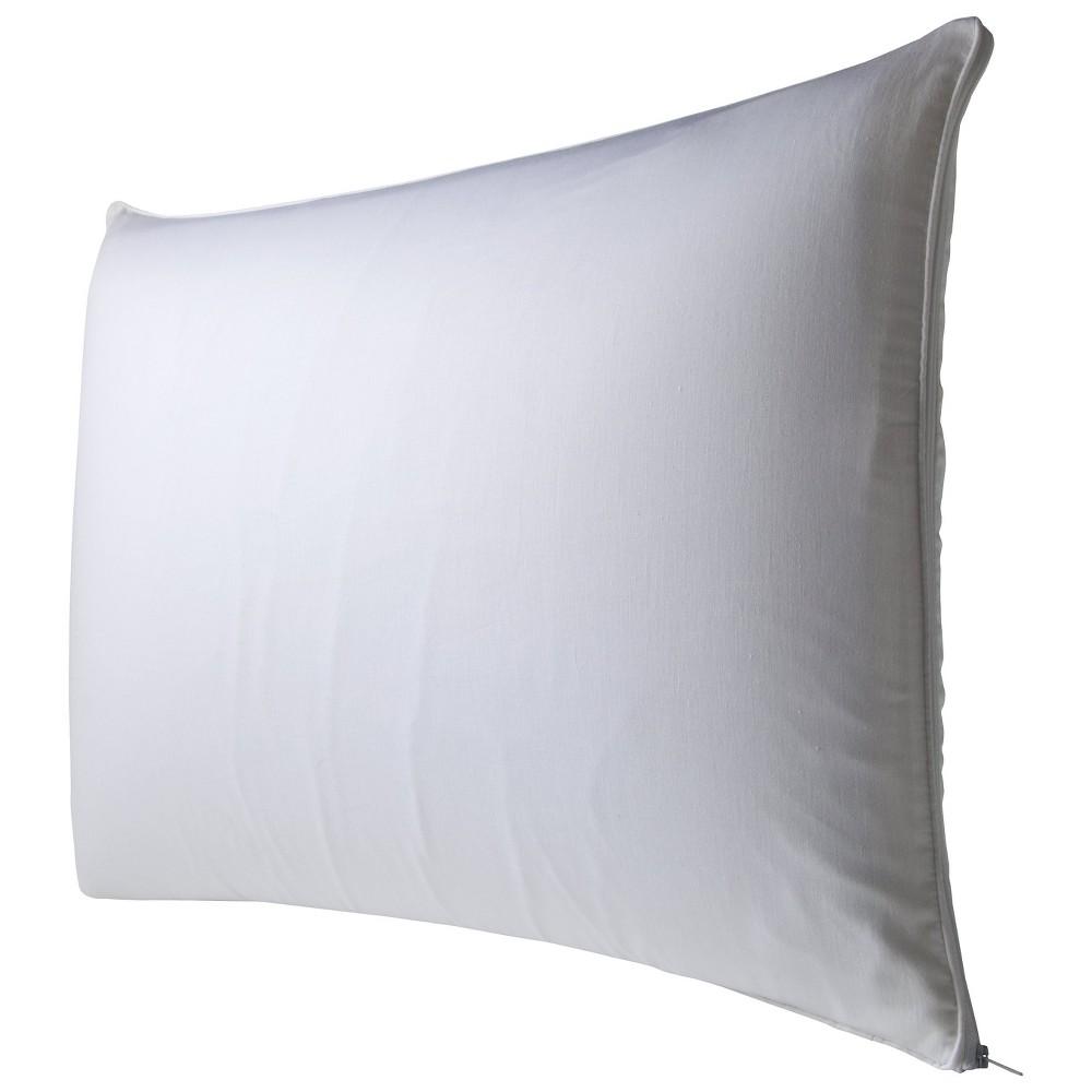 "Image of ""Reversible Gel Memory Foam Pillow - White (22"""")"""