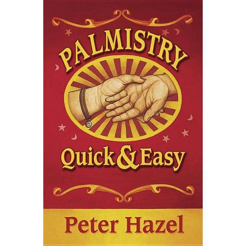 Palmistry - by  Peter Hazel (Paperback) - image 1 of 1