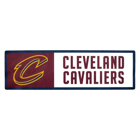 NBA Cleveland Cavaliers Outdoor Step Decal - image 1 of 1