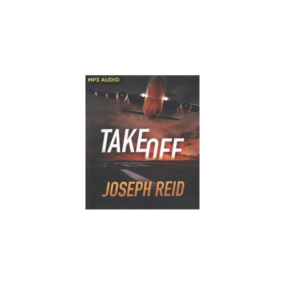 Takeoff - (Seth Walker) by Joseph Reid (MP3-CD)