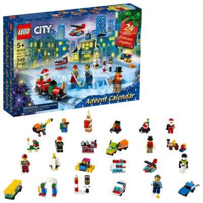 LEGO City Advent Calendar Building Kit 60303