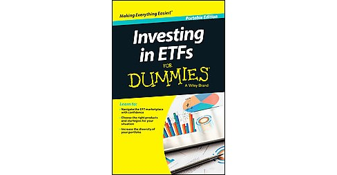 Investing in ETFs for Dummies (Paperback) (Russell Wild) - image 1 of 1