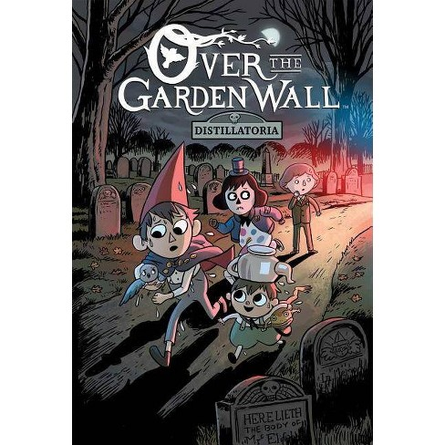 Over the Garden Wall Original Graphic Novel: Distillatoria - by  Jonathan Case (Paperback) - image 1 of 1