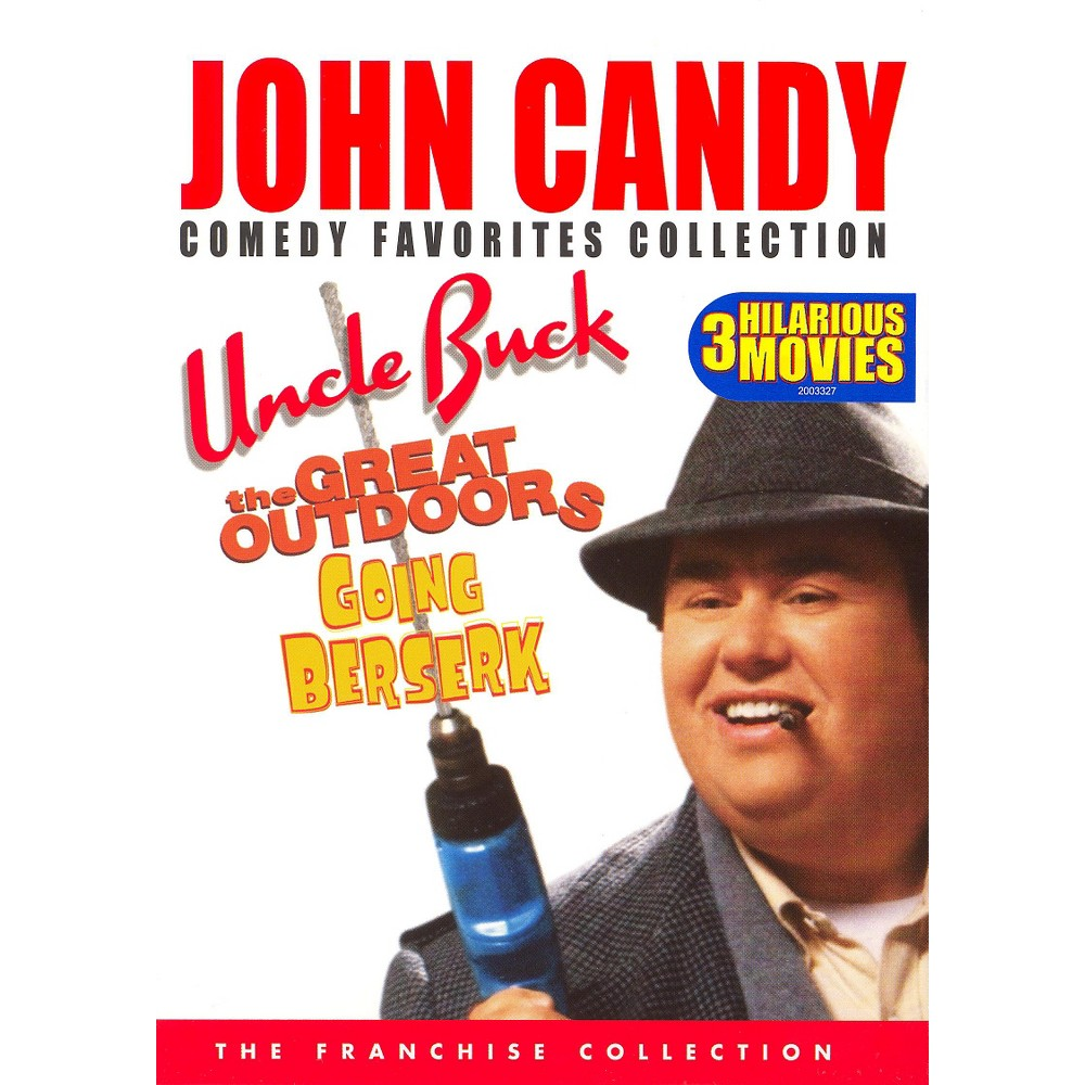 John Candy: Comedy Favorites Collection [2 Discs]